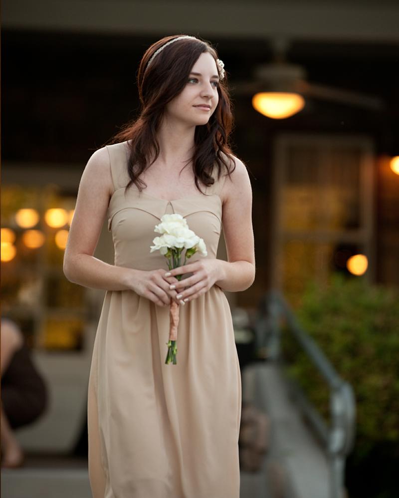 Alex at Olivia's wedding 2011