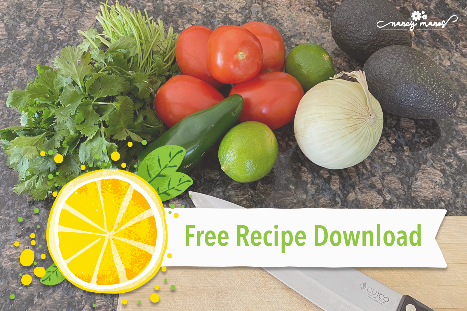 Free Recipe Download - Image - Southwest Recipes